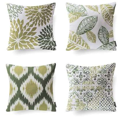 Decorative Unique Throw Pillow Case Cushion Covers a set of 4 pieces at Ksh. 3200 image 11