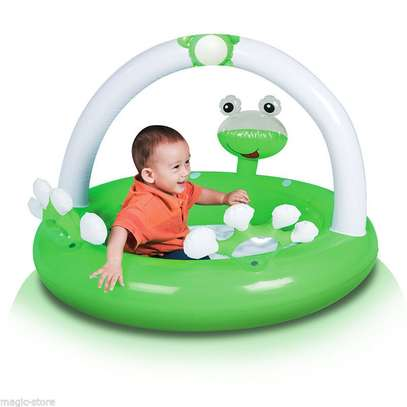 Baby Steps Froggy Play Mat image 1