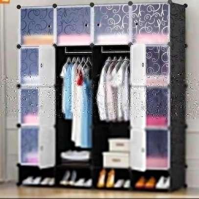 4 columns portable wardrobes#1 image 4