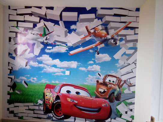 WALL MURALS, WALLPAPERS, HIGH RES STICKERS image 1
