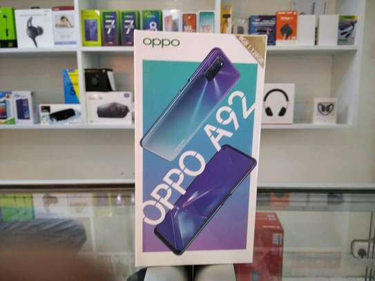 Oppo A92 brand new and sealed in a shop. image 1