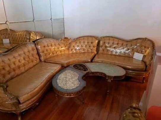 Antique L-sofa/U-sofas (5/7/9 seaters) image 5