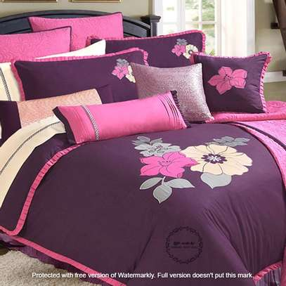 Embroided Bed Covers image 2