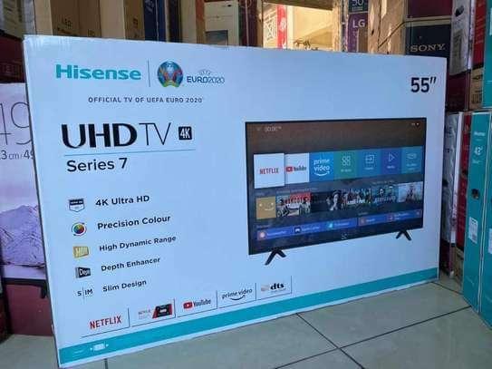 55 Inch Hisense 7Series Smart UHD 4K TV image 4