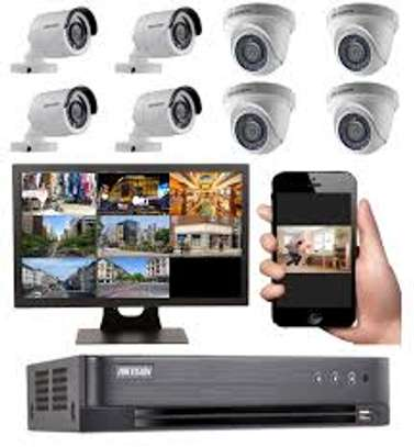 8 HD CCTV Camera Package (with Night Vision + 1TB Storage + 200m Cable) image 3