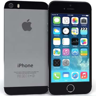 iPhone 5s - 16GB - 4G LTE - Space Gray image 2