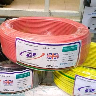 2.5 mm Single Electrical cable