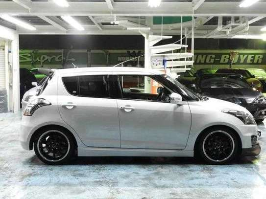 Suzuki Swift 1.6 Sports image 7