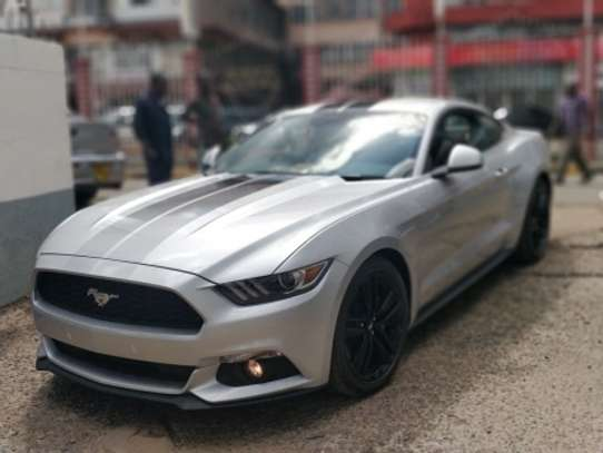 Ford Mustang image 1