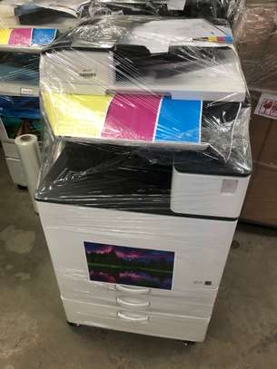 MPC2003/2503, MPC3003/MPC3503, MPC4503/MPC5503 COLOR PHOTOCOPIERS image 1