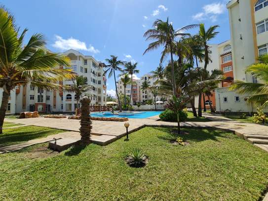 Furnished 3 bedroom apartment for rent in Nyali Area image 1