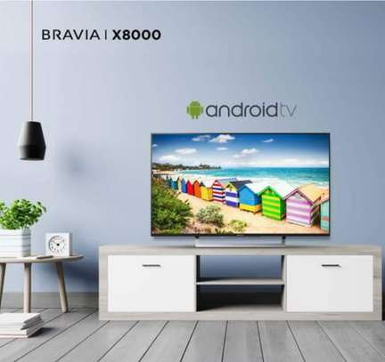 SONY bravia TV's 43inch Kd-43X8000h smart 4k Android image 1