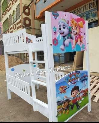 Double decker beds in Kenya / children decker / bunk bed /kids decker bed image 1