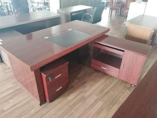 1.8 meter length Executive office desk image 2
