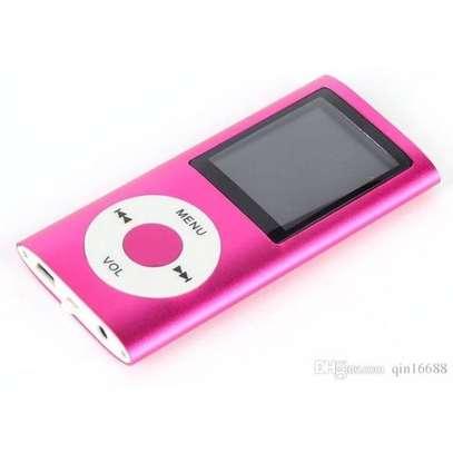 4th 1.8'' Screen MP4 Video Radio Music Movie Player SD/TF Card SL - Pink. image 1