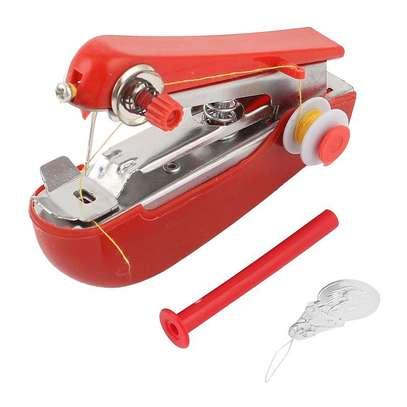 Mini Handheld Sewing Machine for Handwork image 2