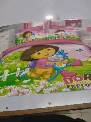 Kids cotton Cartoon themed duvets image 5