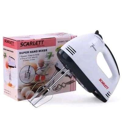 scarlet hand mixer image 1