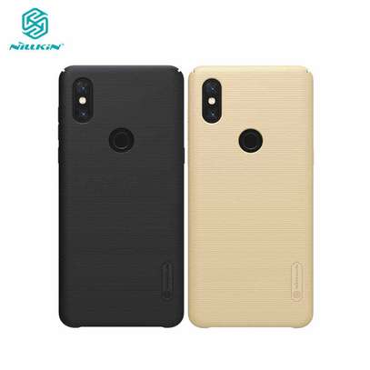 NILLKIN Super Frosted Shield Back Cover For Xiaomi Mi Mix 3 image 3