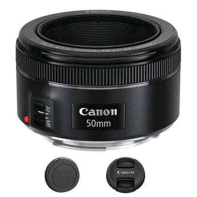 Canon 50MM 1.8 image 3