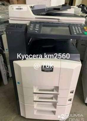 Best Kyocera km2560  photocopier machine