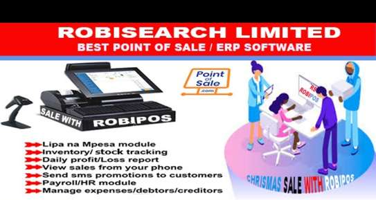 ROBIPOS point of sale system(pos) for retail
