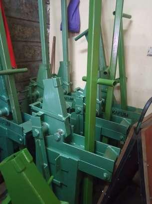 Interlocking Machine image 1
