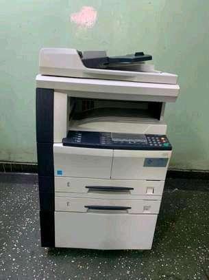 Heavy duty Kyocera km2050 photocopier machine image 1