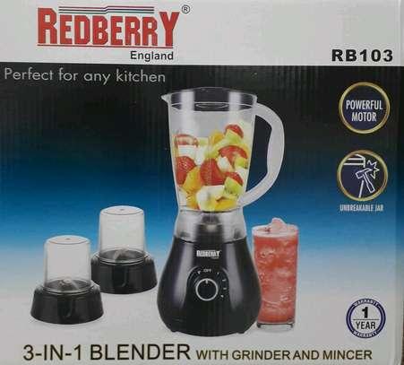 Bedberry blender 3in1 image 1