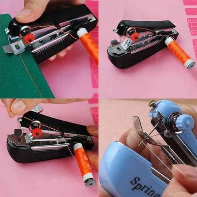 Mini Handheld Sewing Machine for Handwork image 6