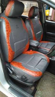 Fitting Car Seat Covers image 8