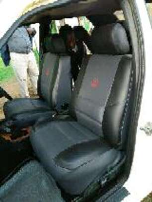 Red hill car seat covers image 2