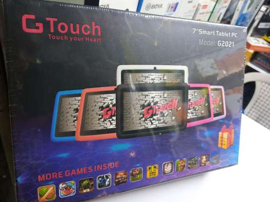 GTouch 7 RAM 2GB, 16GB ROM Kid Tablet PC, G2021 image 2