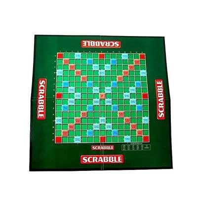 Scrabble board image 3