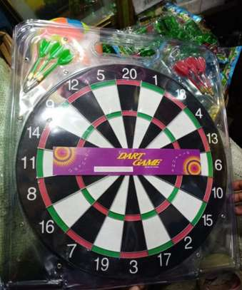 Dart Board Game-A Great Stress Reliever