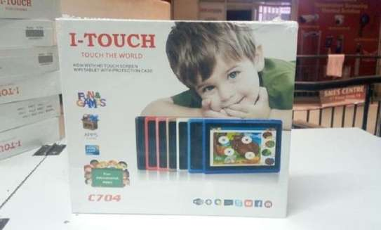 Kids Tablet With 2gb Ram/16gb Rom image 1