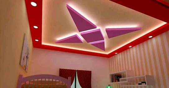 Gypsum Ceiling Designs for Offices and Residential image 2