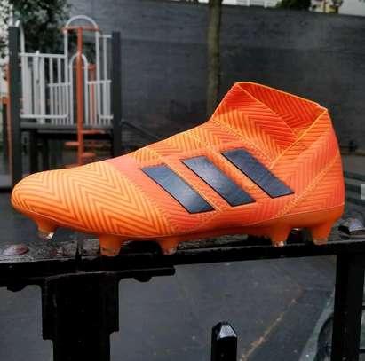 Adidas NEMEZIZ 18+ FG Soccer Boots image 1