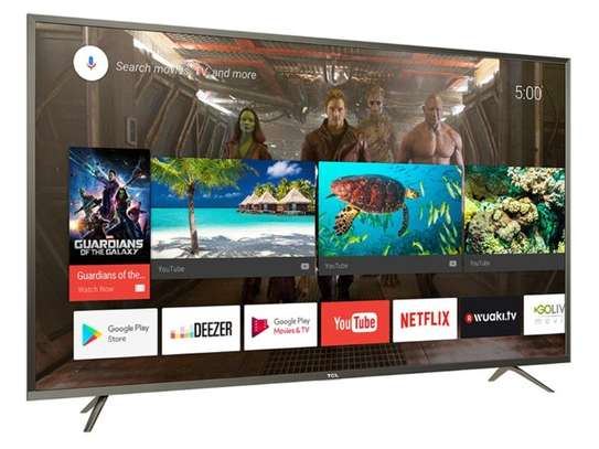 TCL - 43 Android FHD Smart LED TV image 1