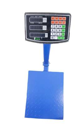 300KG High Accuracy Industrial Digital Folding scale image 1