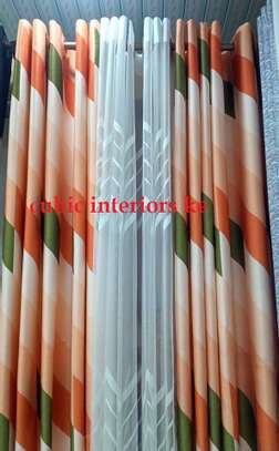 CURTAINS TOGETHER WITH BLINDS image 3