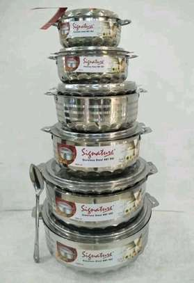 6pcs Hot Pots