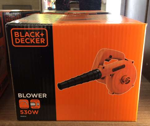 Black and Decker Electric Blower image 1