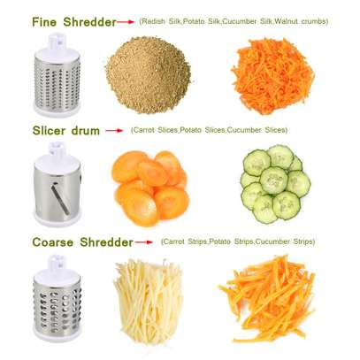 Vegetable  Shredder image 2