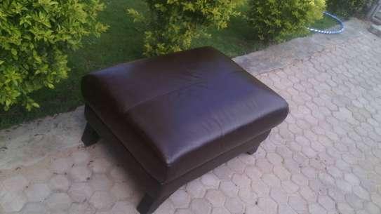 Leather Sofa Dye and Seat Repair image 2
