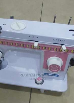 Embroidery Sewing Machine Available image 2