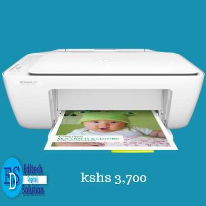 HP DeskJet 2130 All-in-One Color Printer image 1