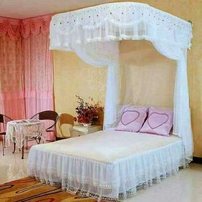 2 Stand Mosquito Nets with Sliding Rails