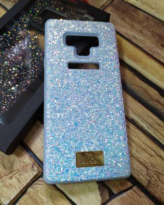 Puloka Glittering Luxurious Cases for Samsung  Note 9 image 4