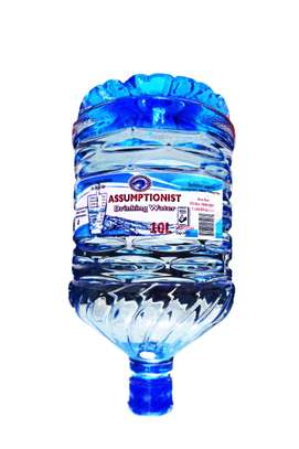 1 Bottle of Assumptionist Drinking Water 10L image 2